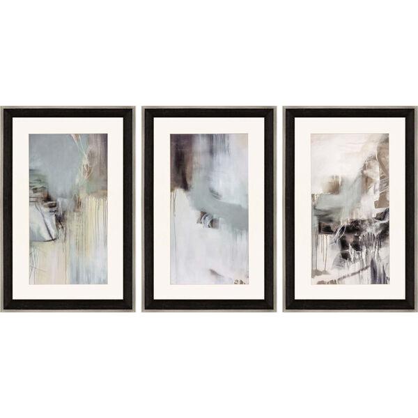 Argentum Neutral Framed Art, Set of Three, image 2