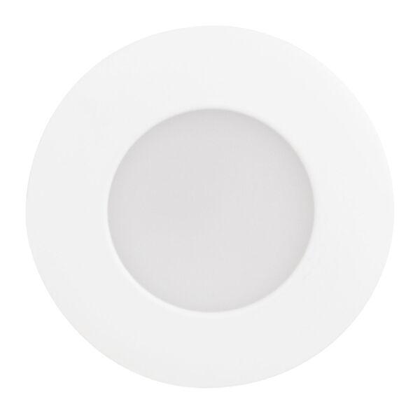 Matte White RGB LED Recessed Fixture Kit, image 5