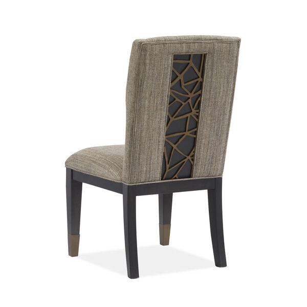 Ryker Black Dining Side Chair, image 1
