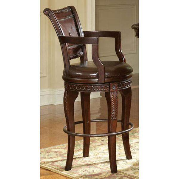 Antoinette Swivel Bar Chair, image 1