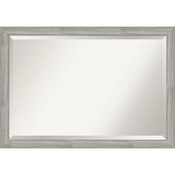 Dove Gray Bathroom Vanity Wall Mirror, image 1