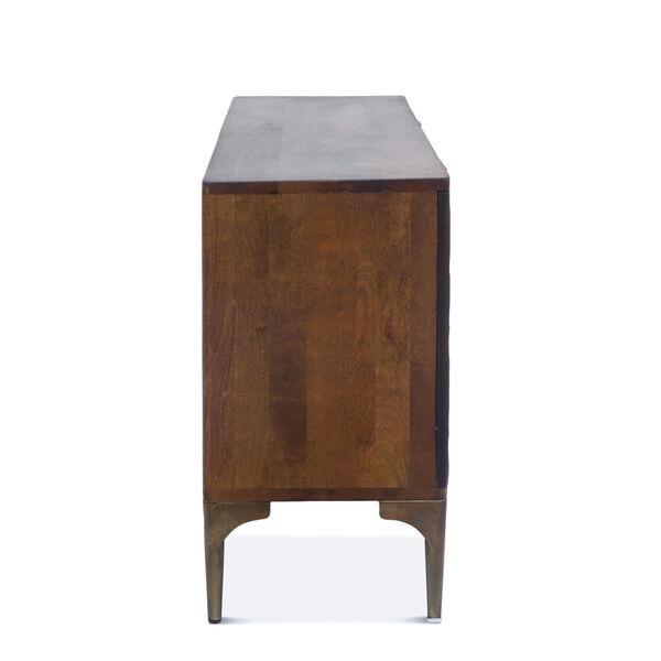 Vallarta Bronze and Brown Sideboard, image 4