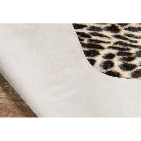 Acadia Cheetah Rectangular: 5 Ft. 3 In. x 7 Ft. 10 In. Rug, image 6