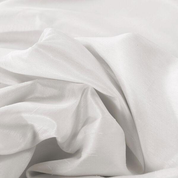 Ice Vintage Textured Faux Dupioni Silk Single Panel Curtain, 50 X 120, image 7