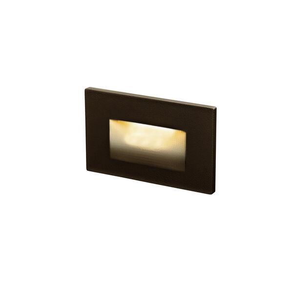 Bronze LED Outdoor Step Light, image 1