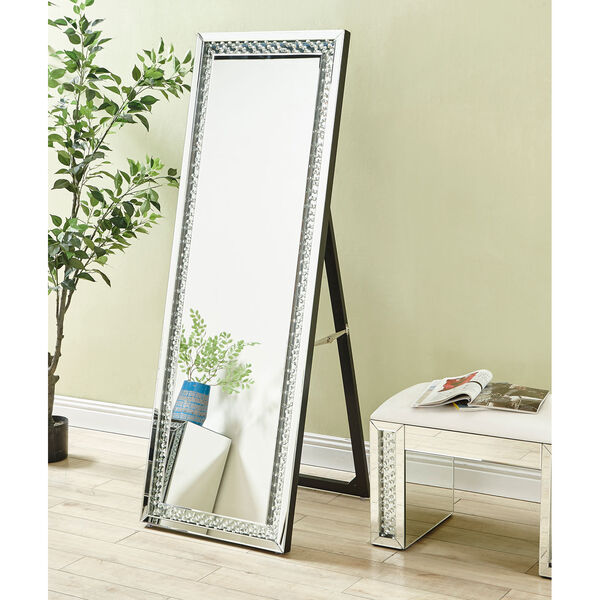 Sparkle Clear 22-Inch Mdf Full Length Mirror, image 2