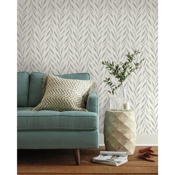Magnolia Home Gray Willow Peel and Stick Wallpaper, image 2