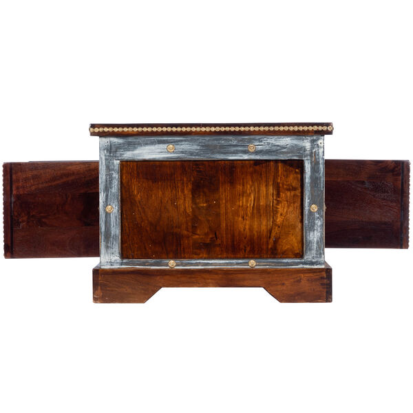 Tenor Brown Storage Cabinet, image 11