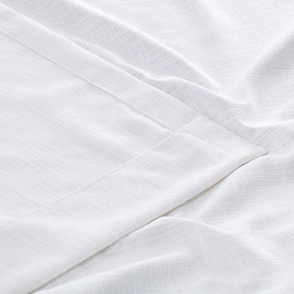 Rice White 120 x 50-Inch Curtain Single Panel, image 7