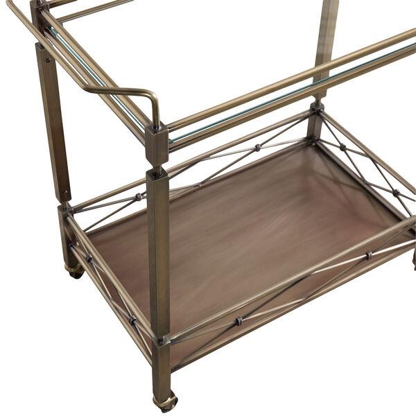 Alyssa Bar Cart, image 4