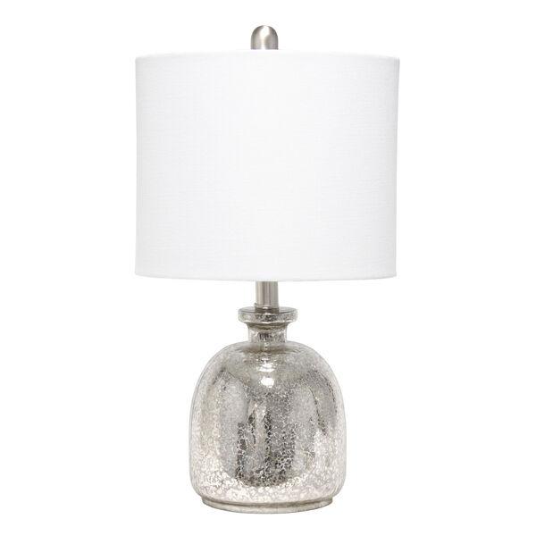 Cerise Mercury White One-Light Table Lamp, image 1