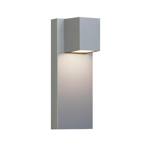 Bronze Two-Light LED Outdoor Wall Lantern, image 1