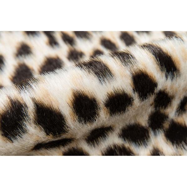 Acadia Cheetah Rectangular: 5 Ft. 3 In. x 7 Ft. 10 In. Rug, image 5
