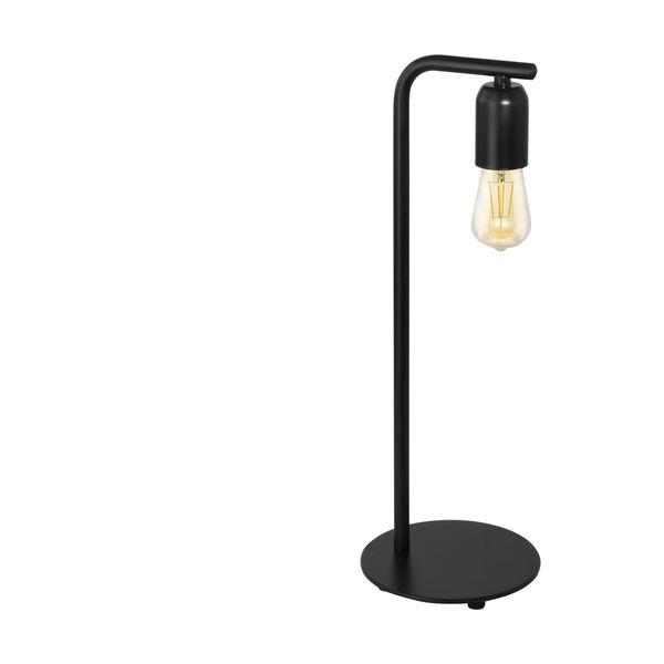 Adri Black One-Light Table Lamp, image 1