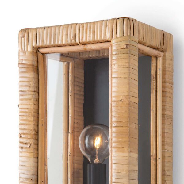 Newport Natural One-Light Wall Sconce, image 4