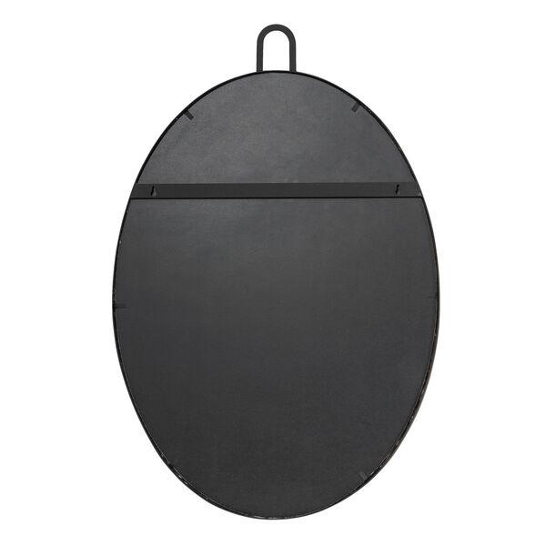 Stopwatch Black Wall Mirror, image 3