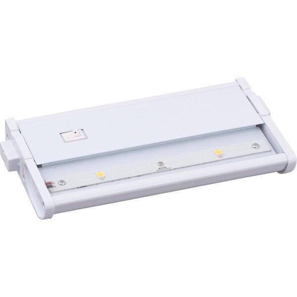CounterMax MX-L120DC White 7-Inch 2700K 2-LED Under Cabinet, image 1