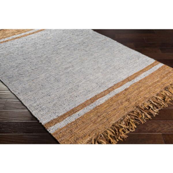Lexington Camel, Light Gray and Wheat Rectangular Rug, image 3