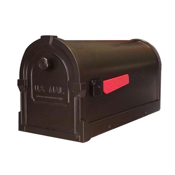 Savannah Curbside Mailbox Bronze, image 1