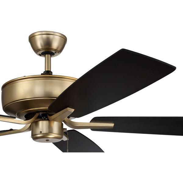 Pro Plus Satin Brass 52-Inch Ceiling Fan, image 5