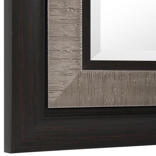 Chamberlain Silver and Ebony Mirror, image 5
