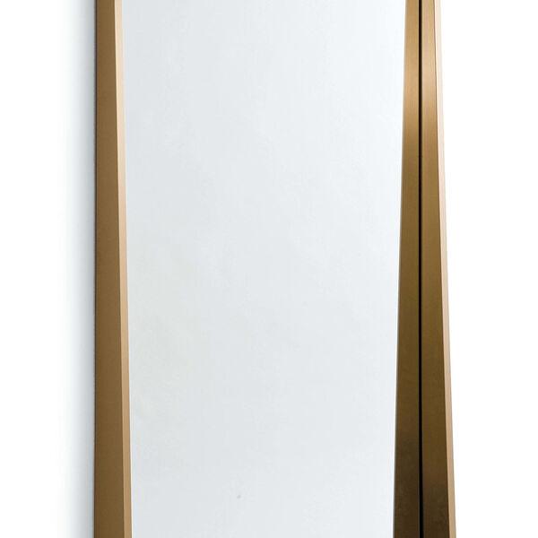 Gunner Brass Wall Mirror, image 3