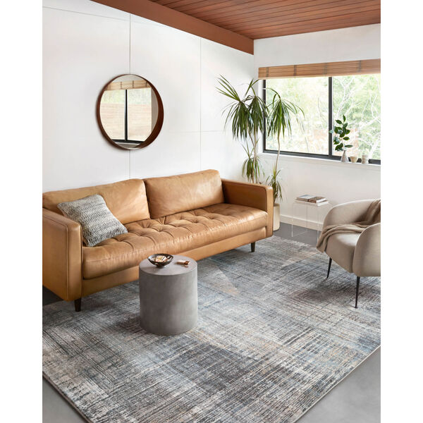 Maeve Granite and Mist 9 Ft. 3 In. x 13 Ft. Area Rug, image 2