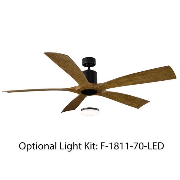 Aviator Matte Black ADA LED Light Kit, 3000K, image 2