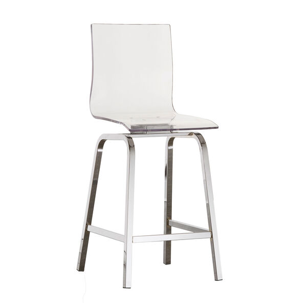 Seneca Acrylic Counter Chair, Set of 2, image 6