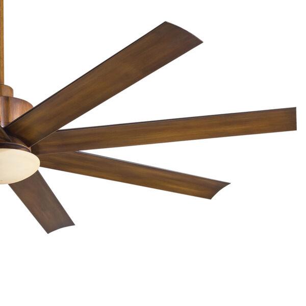 Slipstream Distressed Koa 65-Inch Ceiling Fan, image 3