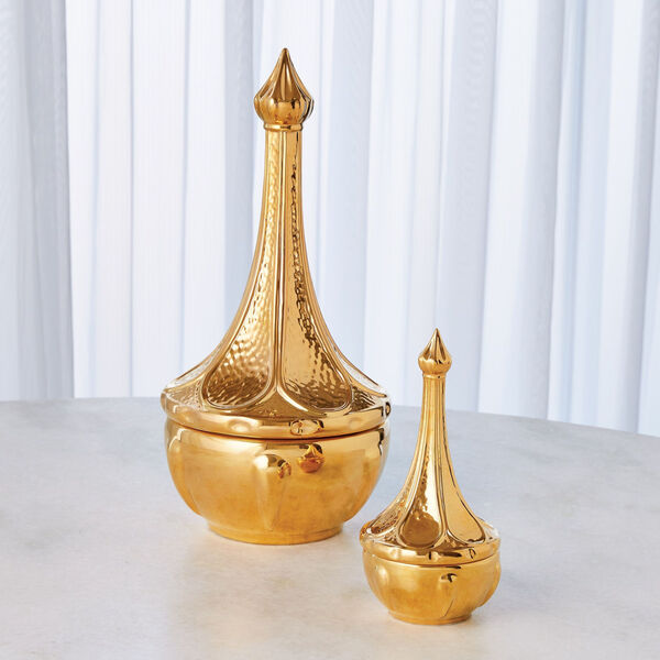 Genie Gold 8-Inch Container, image 6
