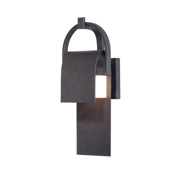 Laredo Rustic Forge Six-Inch LED Outdoor Wall Sconce, image 1