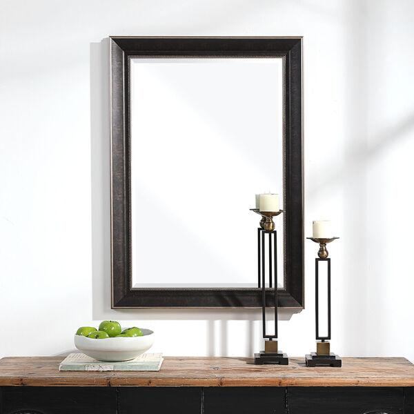 Mercer Dark Bronze Traditional Mirror, image 3
