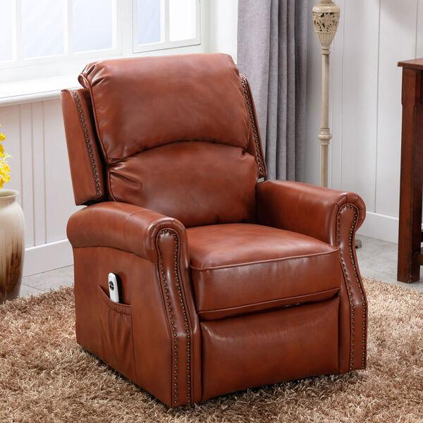 Crofton Caramel Lift Chair, image 2