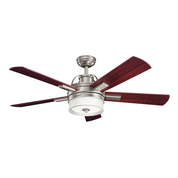 Lacey II Antique Pewter 52-Inch LED Ceiling Fan, image 2