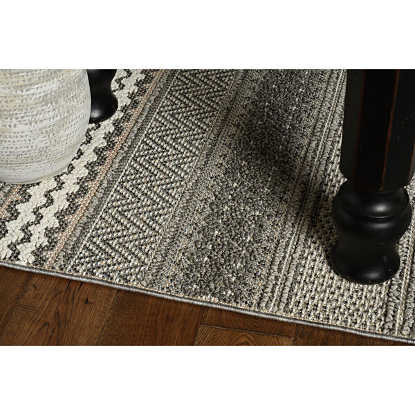 Terrace Taupe Rectangular: 5 Ft. x 7 Ft. 6 In. Rug, image 3
