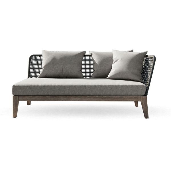 Netta Outdoor Right Arm Sofa, image 7
