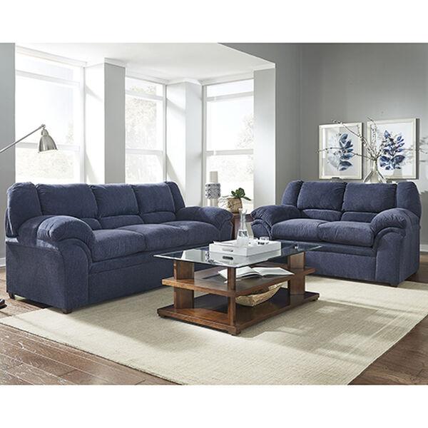 Big Ben Indigo Sofa, image 2