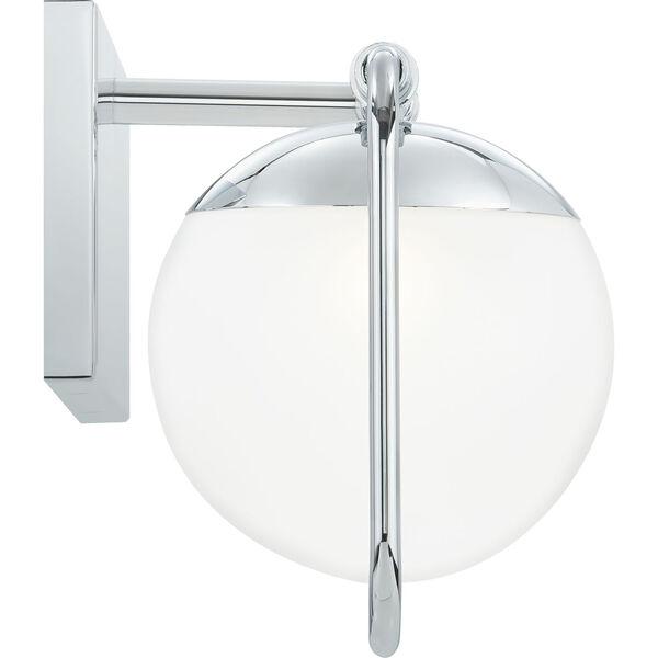 Padgett Polished Chrome Two-Light Bath Vanity, image 4