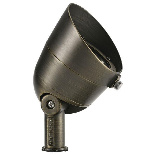 Centennial Brass 300 Lumen 3000K LED 60 Degree Landscape Accent Flood Light, image 1