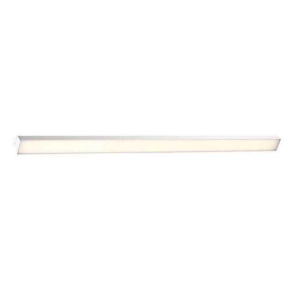 Revel Brushed Aluminum 50-Inch 3000K LED Bath Bar Light, image 1