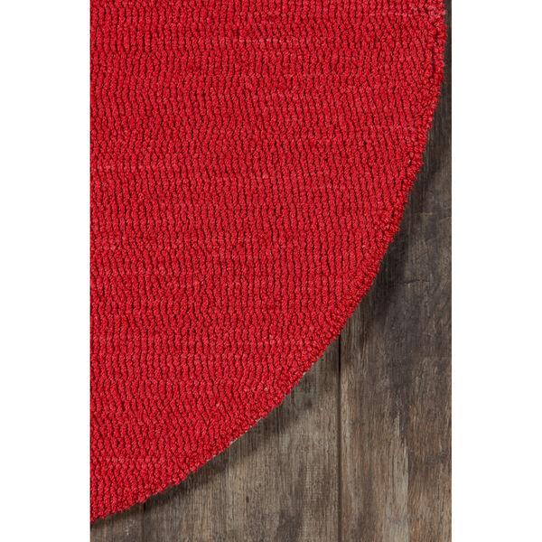 Cucina Red Rectangular: 2 Ft. 6 In. x 2 Ft. 9 In. Rug, image 3