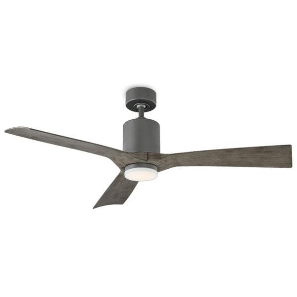 Aviator Graphite 54-Inch 3000K LED Downrod Ceiling Fans, image 3
