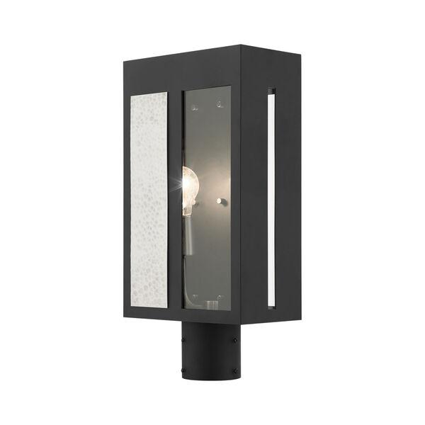 Lafayette Black One-Light Outdoor Post Lantern, image 5
