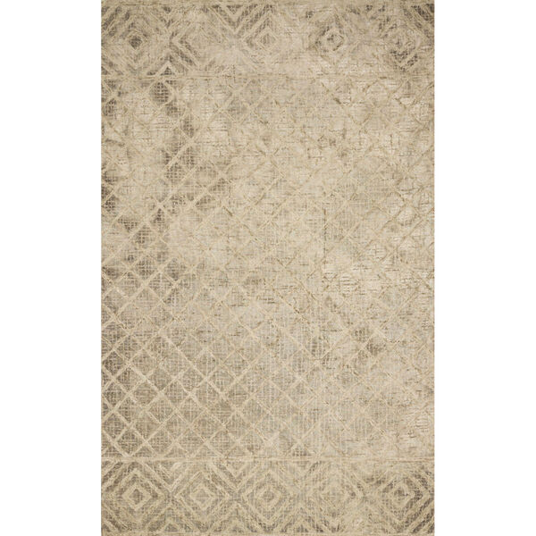 Simone Sand Rectangle: 3 Ft. 6 In. x 5 Ft. 6 In. Rug, image 1