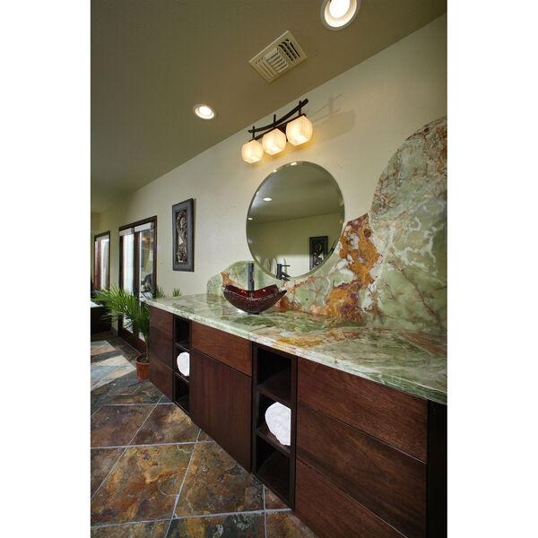 Asiana Three-Light Bath Fixture , image 2
