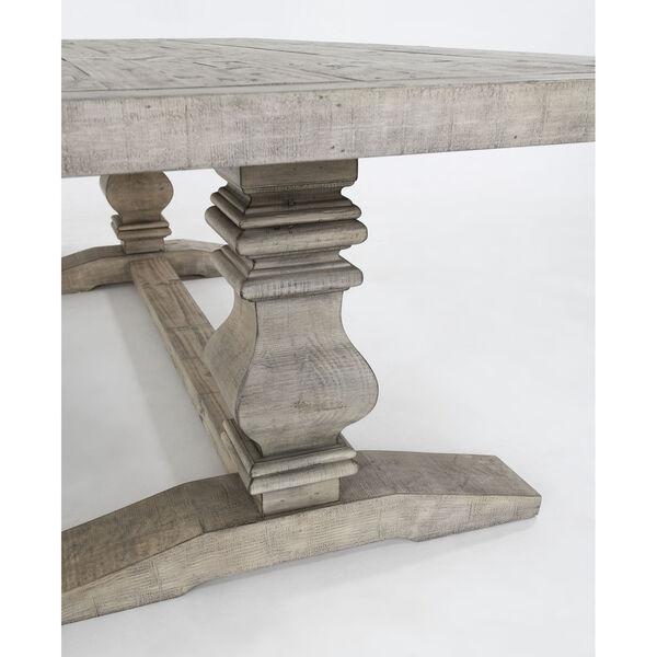 Sagrada Sierra Gray 94-Inch Dining Table, image 4