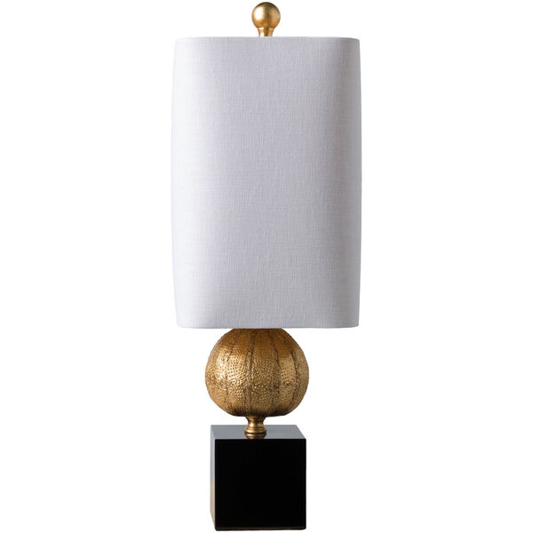 St. Martin Gold Table Lamp, image 1