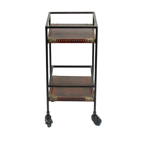 Industrial Bar Trolley, image 1