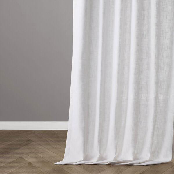 Rice White 108 x 50-Inch Curtain Single Panel, image 6